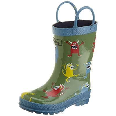 Hatley Kids Monsters Wellingtons Boot