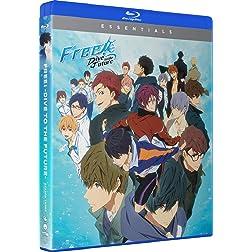 Free! Dive to the Future: Season Three [Blu-ray]