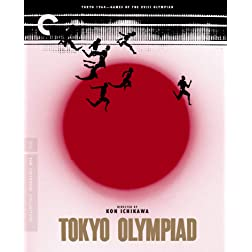 Tokyo Olympiad (The Criterion Collection) [Blu-ray]