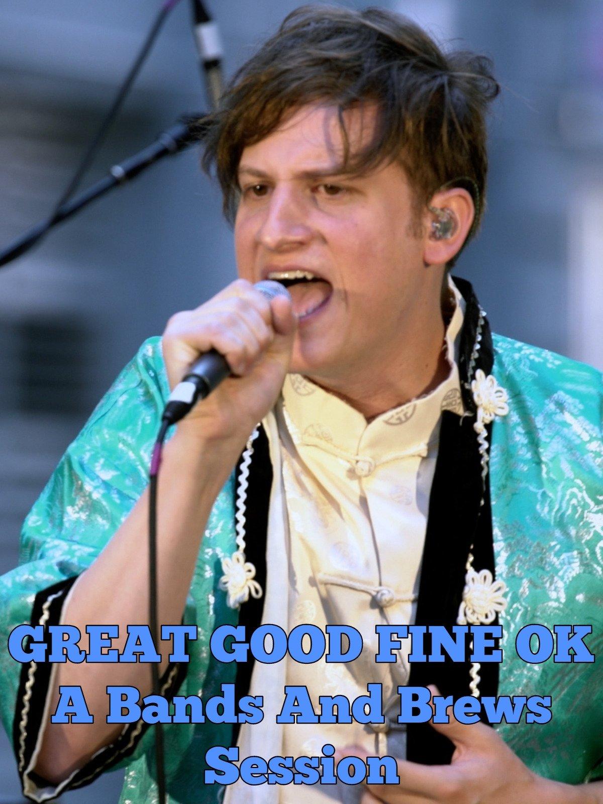 Great Good Fine OK on Amazon Prime Video UK