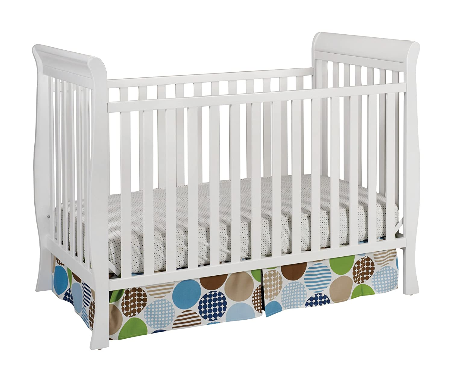 Delta Children Products Winter Park 3 in 1 Convertible Crib