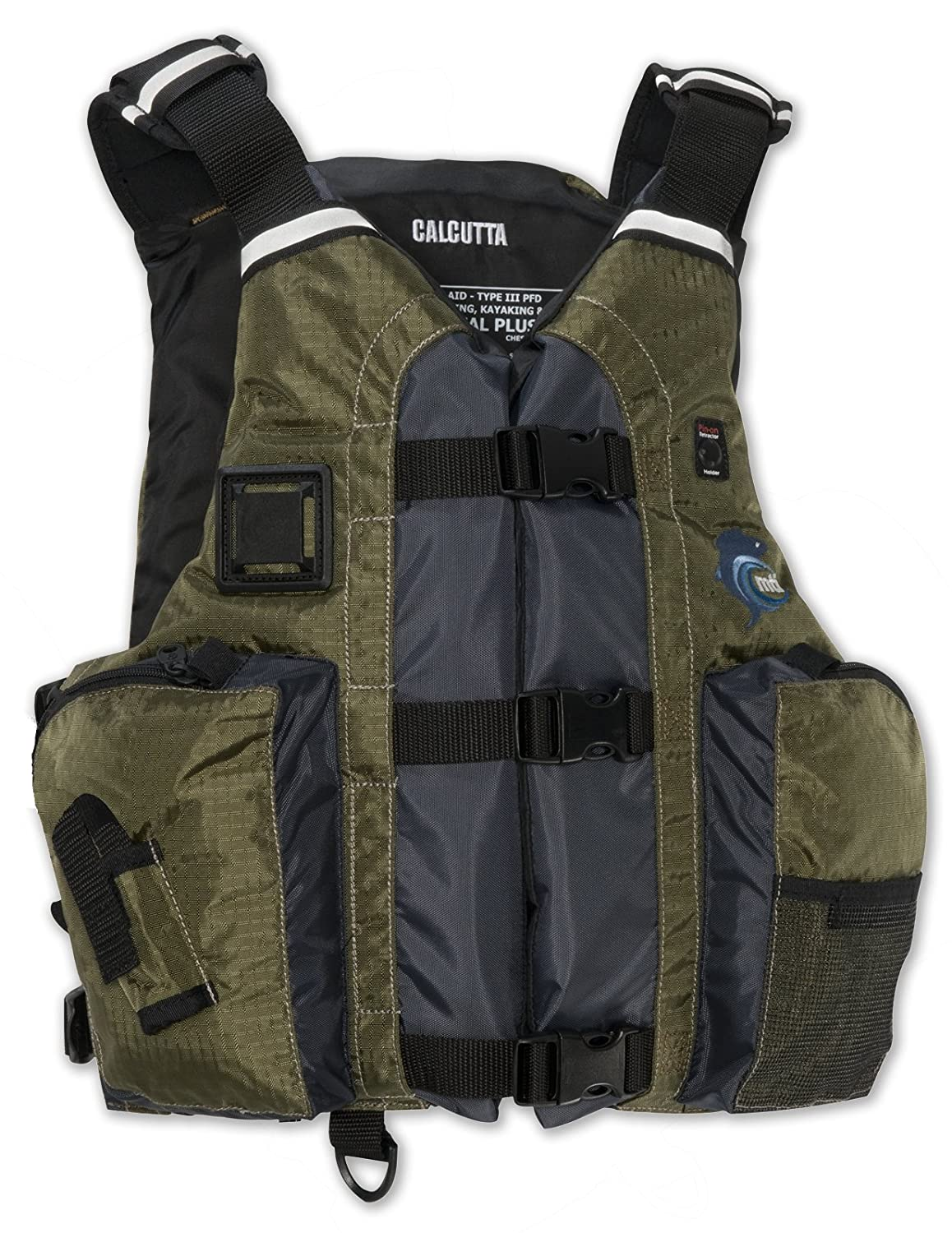 MTI Adventurewear Calcutta Kayak Fishing Angler PFD Life Jacket