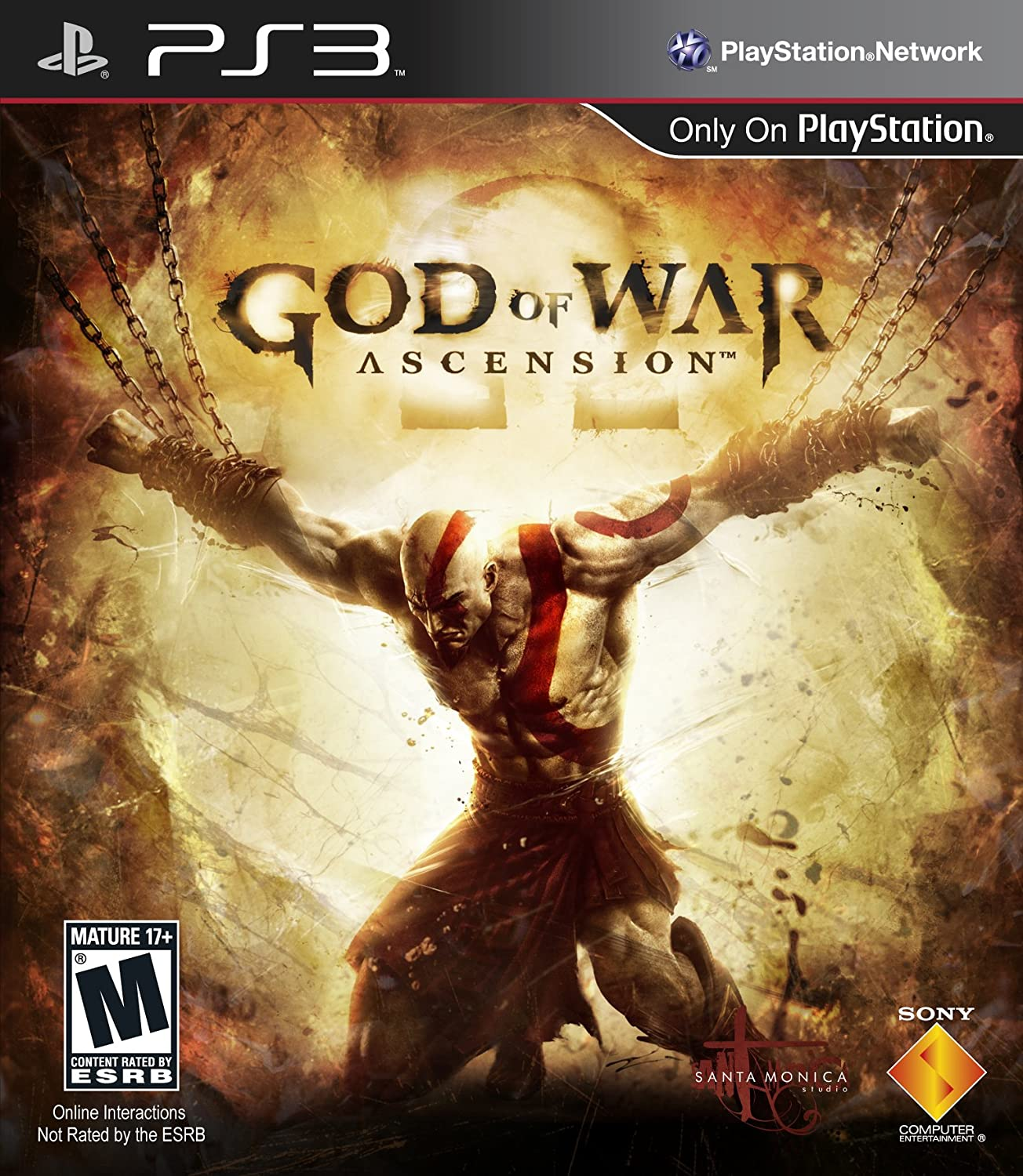 Gold Box Deal of the Day: Up to 33% Off God of War: Ascension and PS3 Legacy Bundle