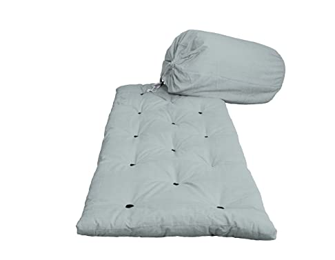 Karup Bed in a Bag Letto in Un Borso, Cottone/Poliestere, Cielo Blu 306, 190 x 70 x 5 cm