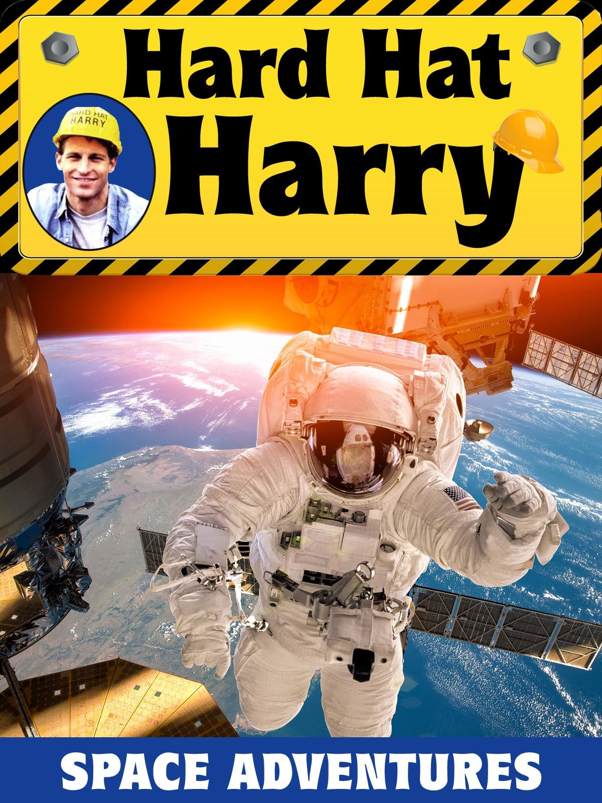 Hard Hat Harry: Space Adventures
