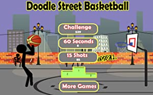 Doodle Street Basketball by Multinetz
