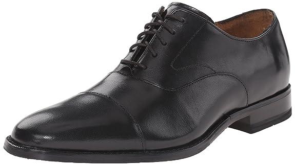 Cole Haan 经典款男士皮鞋5折热卖,码全