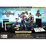 Kingdom Hearts III Deluxe Edition + Bring Arts Figures (PS4)