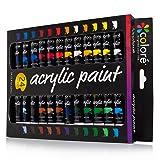 Colore Acrylic Paint Set - 24 Colors (Tamaño: 24 Color Set)