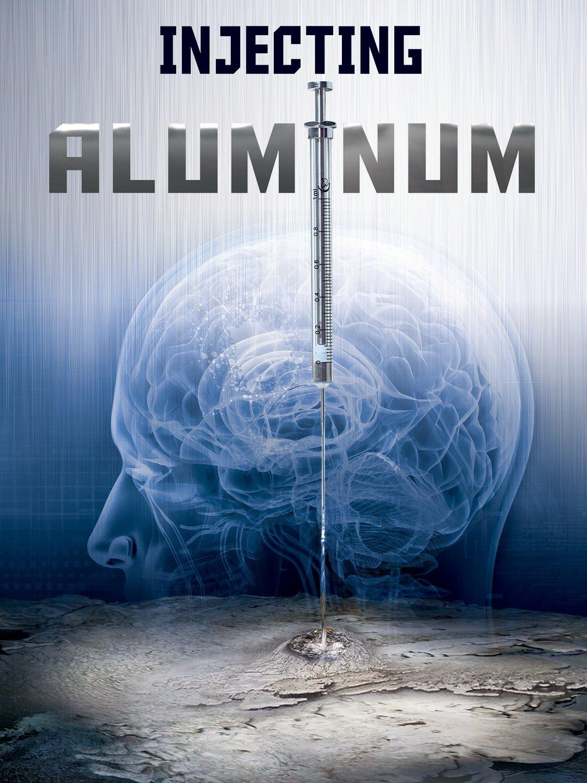 Injecting Aluminum on Amazon Prime Video UK