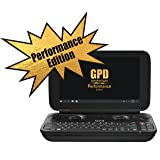 GPD WIN PERFORMANCE EDITION Portable- June 5 Update Aluminum Shell Windows 10 Intel X7-Z8750 4GB RAM 64GB ROM Gamepad Laptop Notebook Gaming Portable Bluetooth