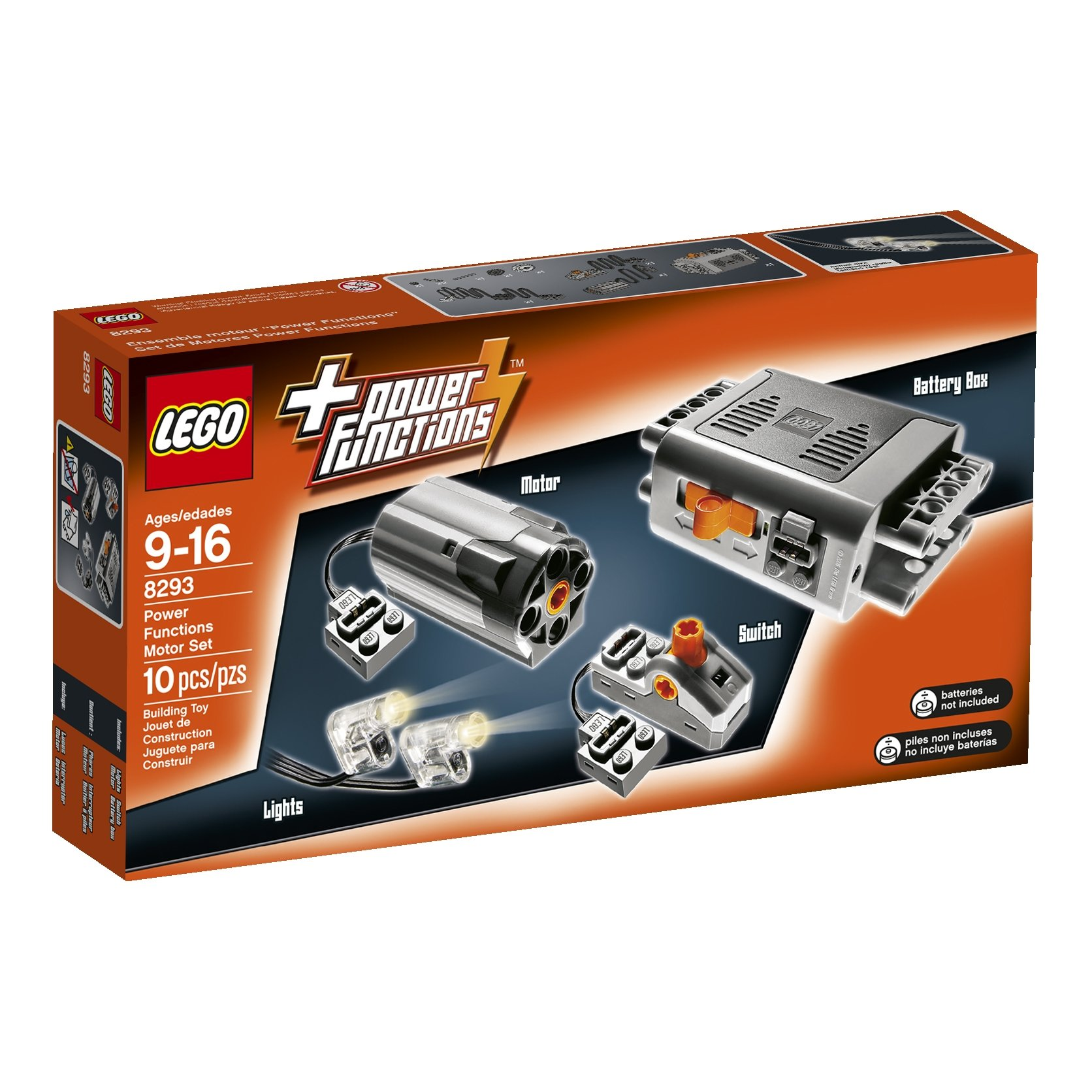 Buy Power Function Lego Now!
