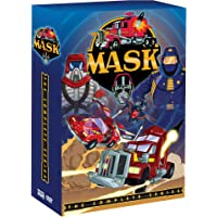 M.A.S.K.: The Complete Series on DVD