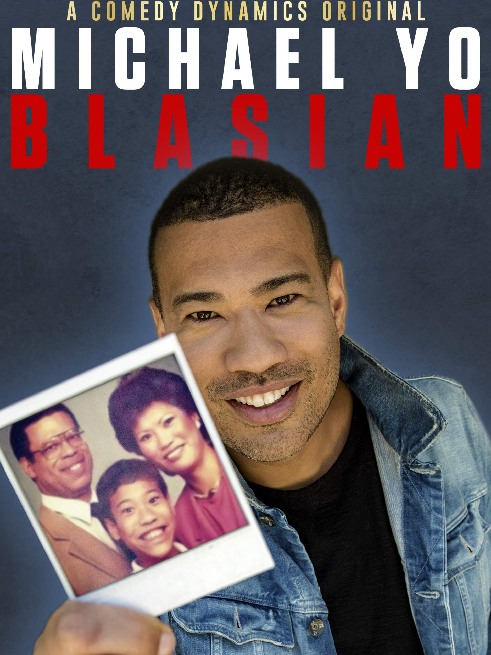 Michael Yo: Blasian on Amazon Prime Instant Video UK