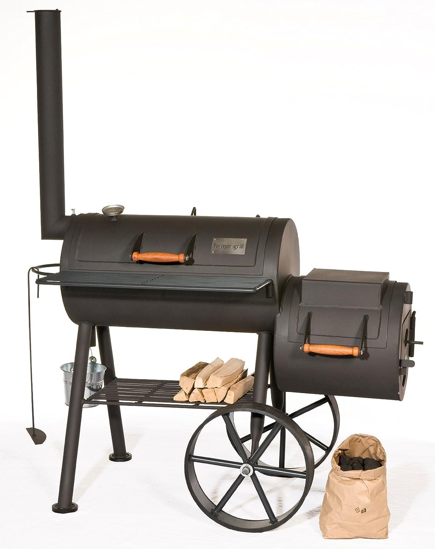 Farmer Grill Classic Barbecue Smoker – FG-400-K52 jetzt kaufen
