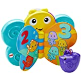 Fisher-Price Butterfly Bath Book