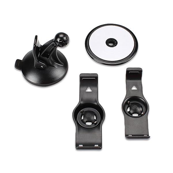 Kit de ventosa para GPS Garmin  (Nuvi 2555, Nuvi 2595, Nuvi 50)