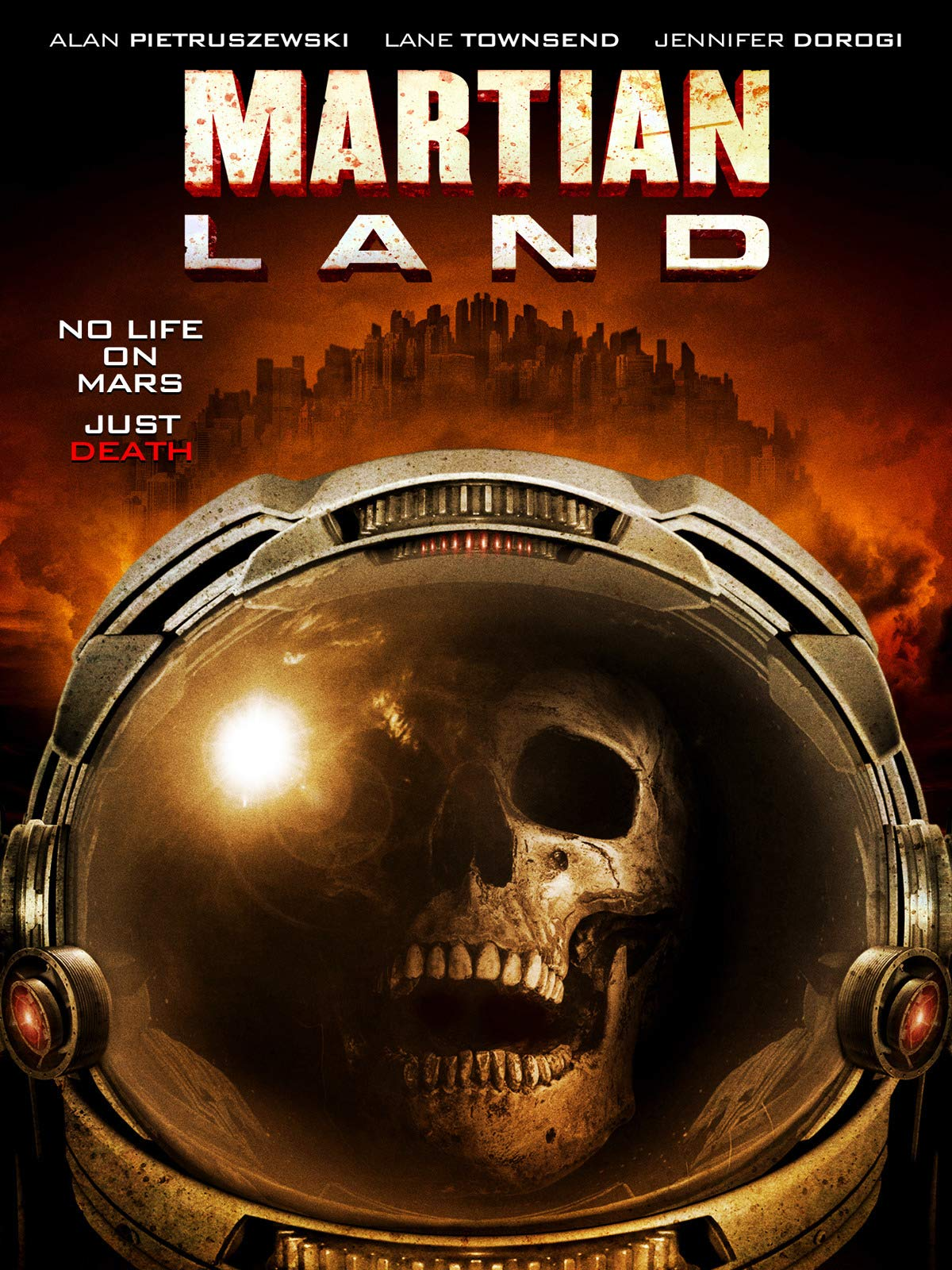 Martian Land on Amazon Prime Video UK