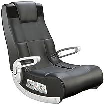 X Rocker II Wireless Black Video Gaming Chair