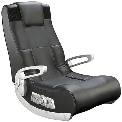 X Rocker II Video Gaming Chair, Wireless, Black Review