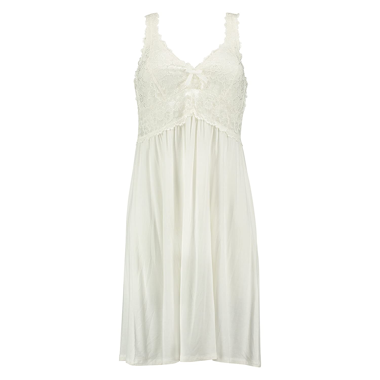 Hunkemöller Damen Slipdress Modal Lace 96311 online bestellen