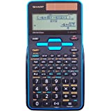 Sharp EL-W535TGBBL Scientific Calculator with WriteView™ 4 Line Display (Color: Black and Blue)