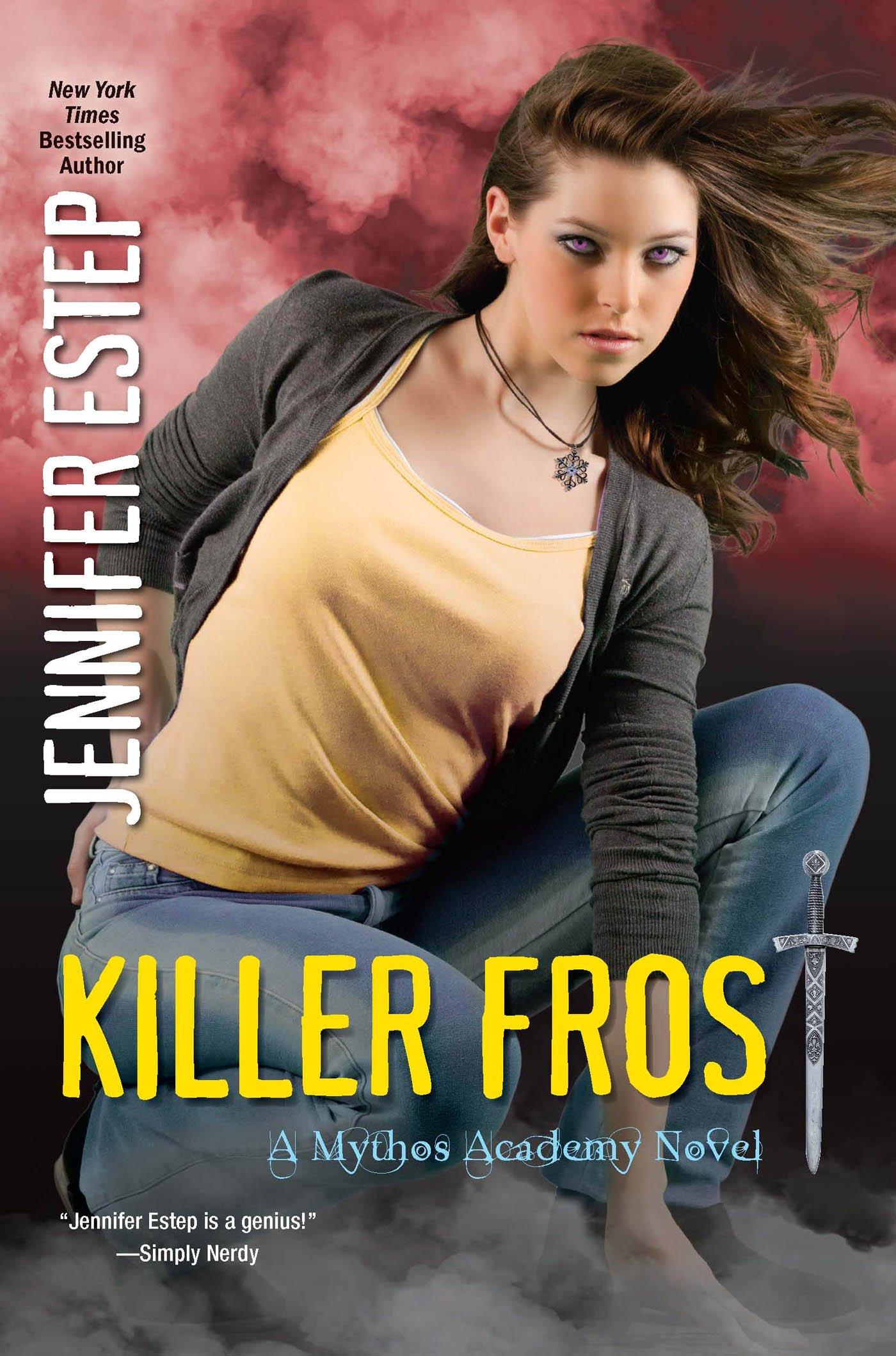 Killer Frost (Mythos Academy) - Jennifer Estep