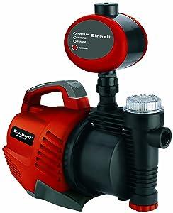 Einhell RGAW 6536 Hauswasserautomat, 650 Watt, 3750 l/h Fördermenge, Edelstahlanschluss  BaumarktKritiken und weitere Informationen