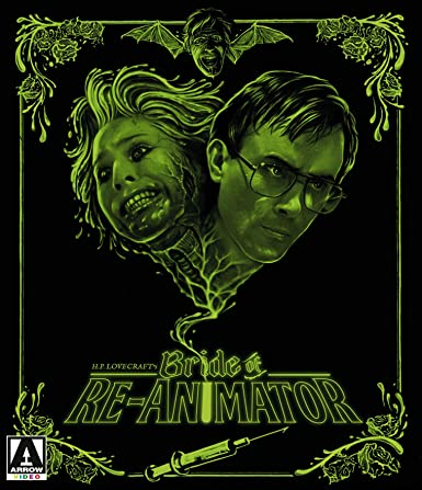 Bride of Re-Animator (Director Approved 3-Disc Limited Edition) [Blu-ray + DVD]