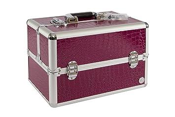 Noir Plain Glow Vanity// Beauty case// Maquillage Sac// Trousse de toilette// Cosm/étique Organisateur