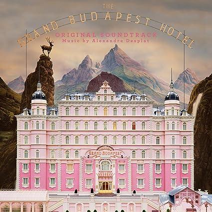 'The Grand Budapest Hotel' soundtrack