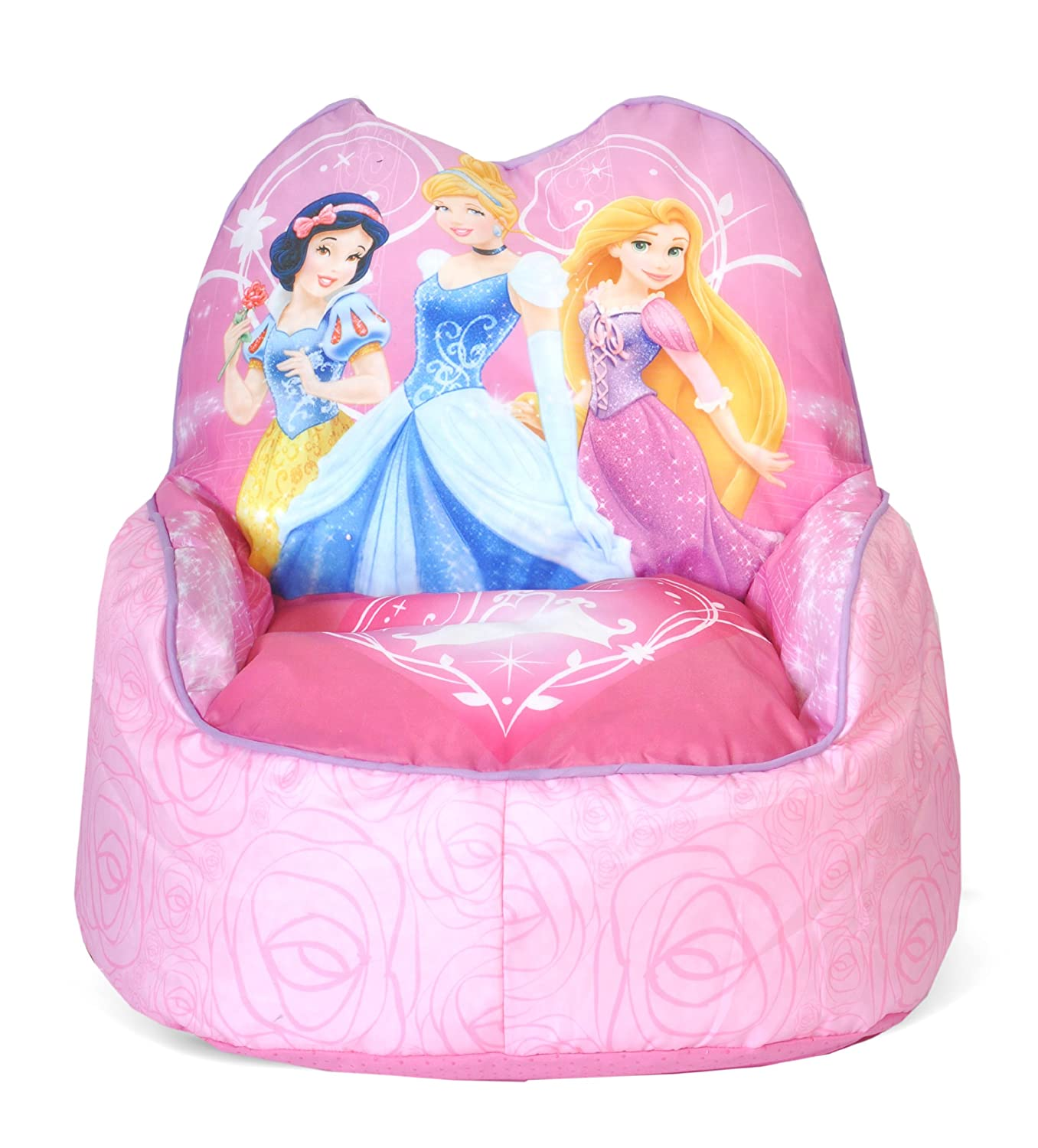 Disney Princess Toddler Bean Bag Sofa Chair