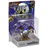 Meta Knight amiibo - Europe/Australia Import (Super Smash Bros Series)