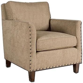 Uttermost 23066 Keturah Chenille Armchair