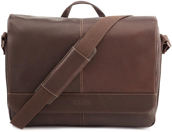 Kenneth Cole Risky Business Messenger Bag 2016