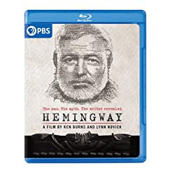 Hemingway: A Film by Ken Burns and Lynn Novick Blu-ray [Blu-ray]