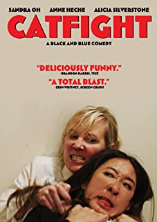 Book Cover: Catfight