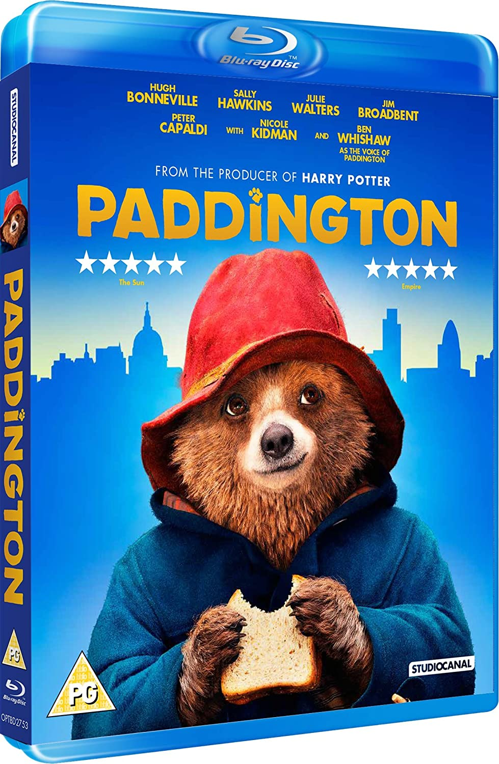 Paddington Stationed At Number One