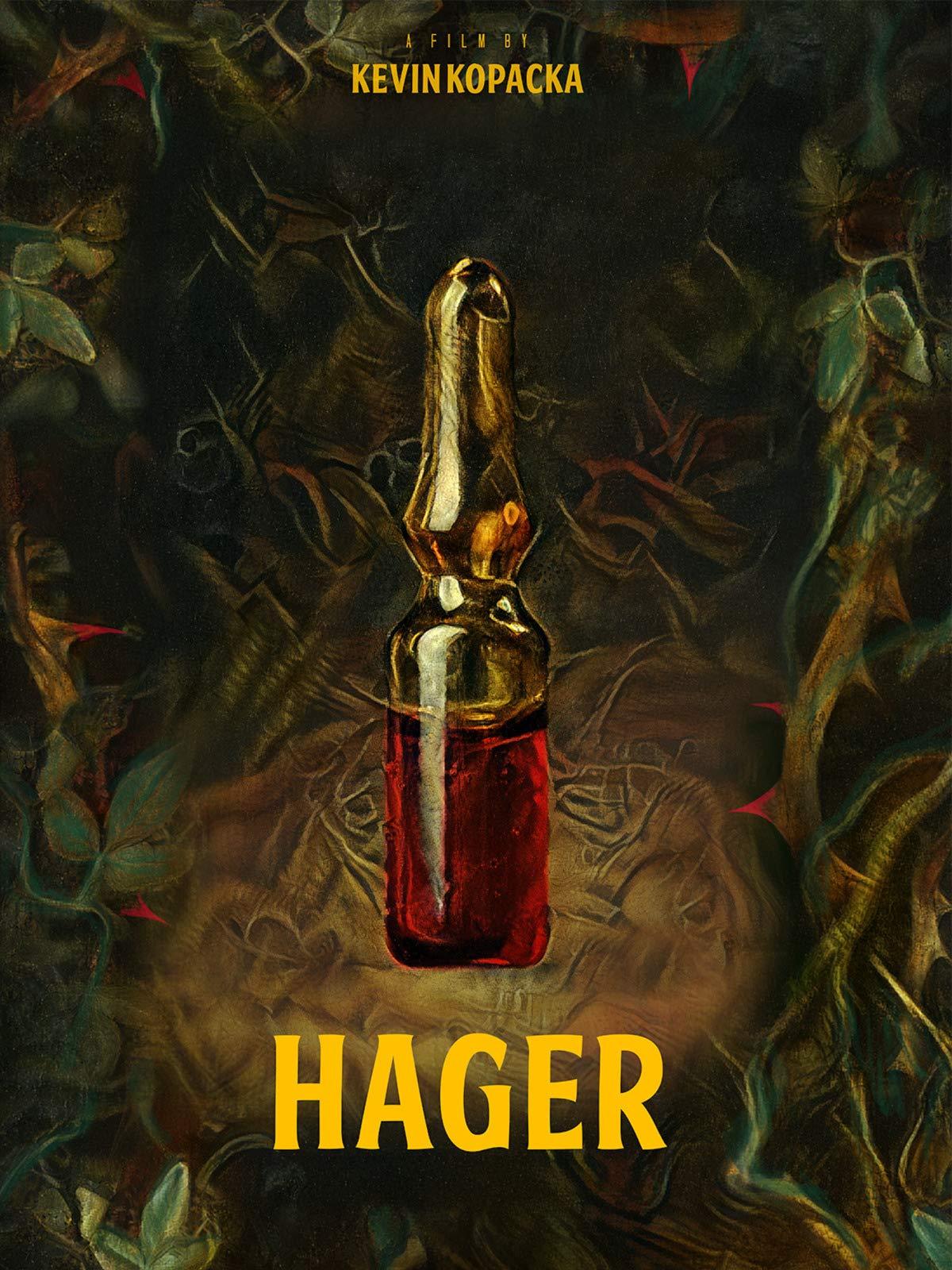 HAGER on Amazon Prime Video UK