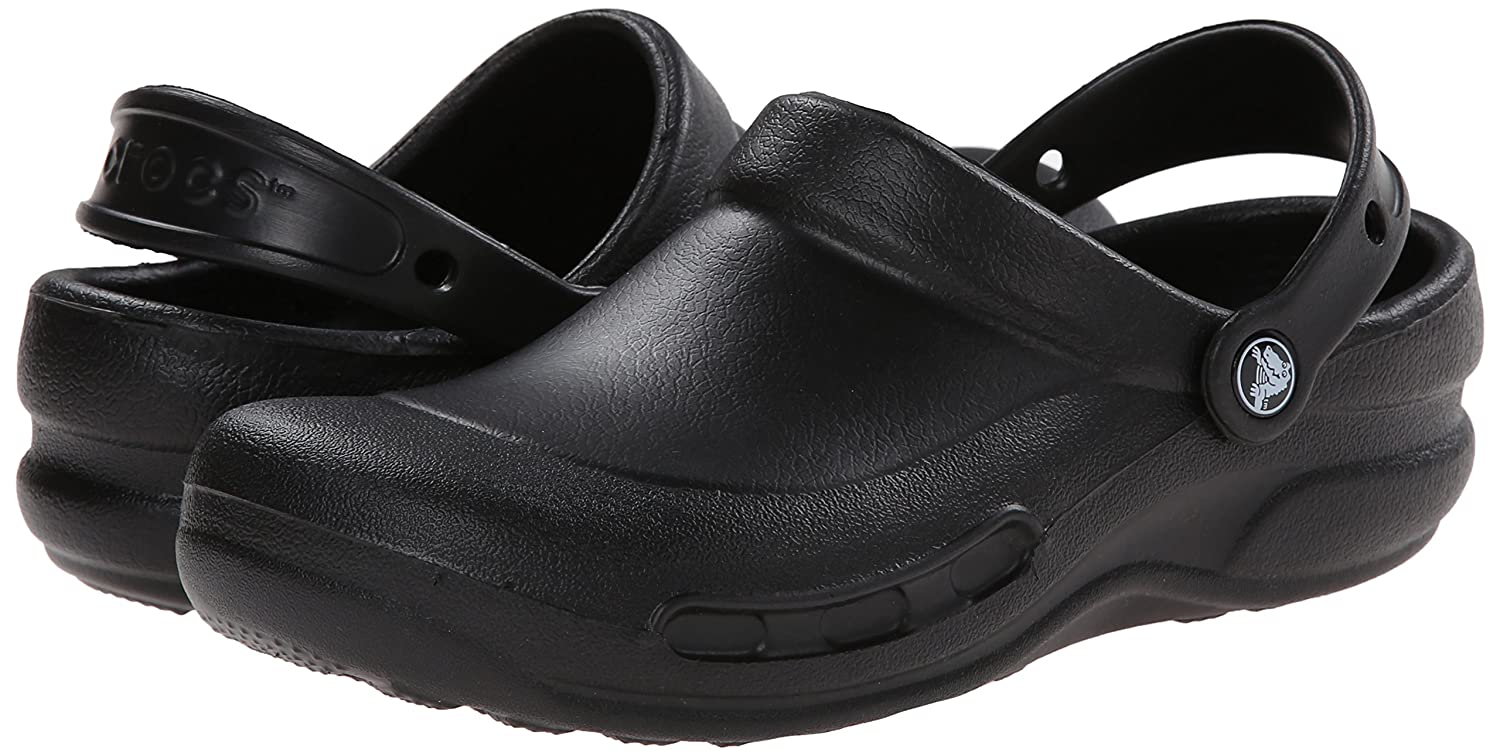 specialist all day comfort classic work clog black unisex