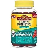 Nature Made Digestive Probiotics + Energy B12 Gummies, 50 Count