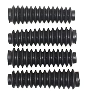 Shock Boot Rough Lifted 4x4 ORV Country Absorber Black Jeep ORV Universal