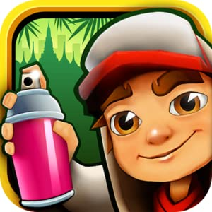 Subway Surfers (Kindle Tablet Edition) from Kiloo