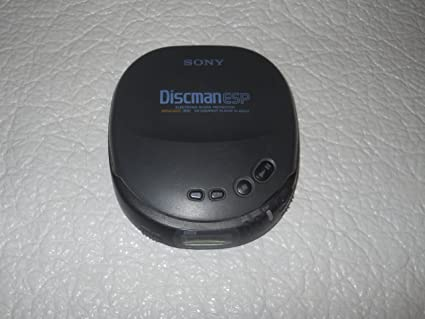 Discman Compact cd Player