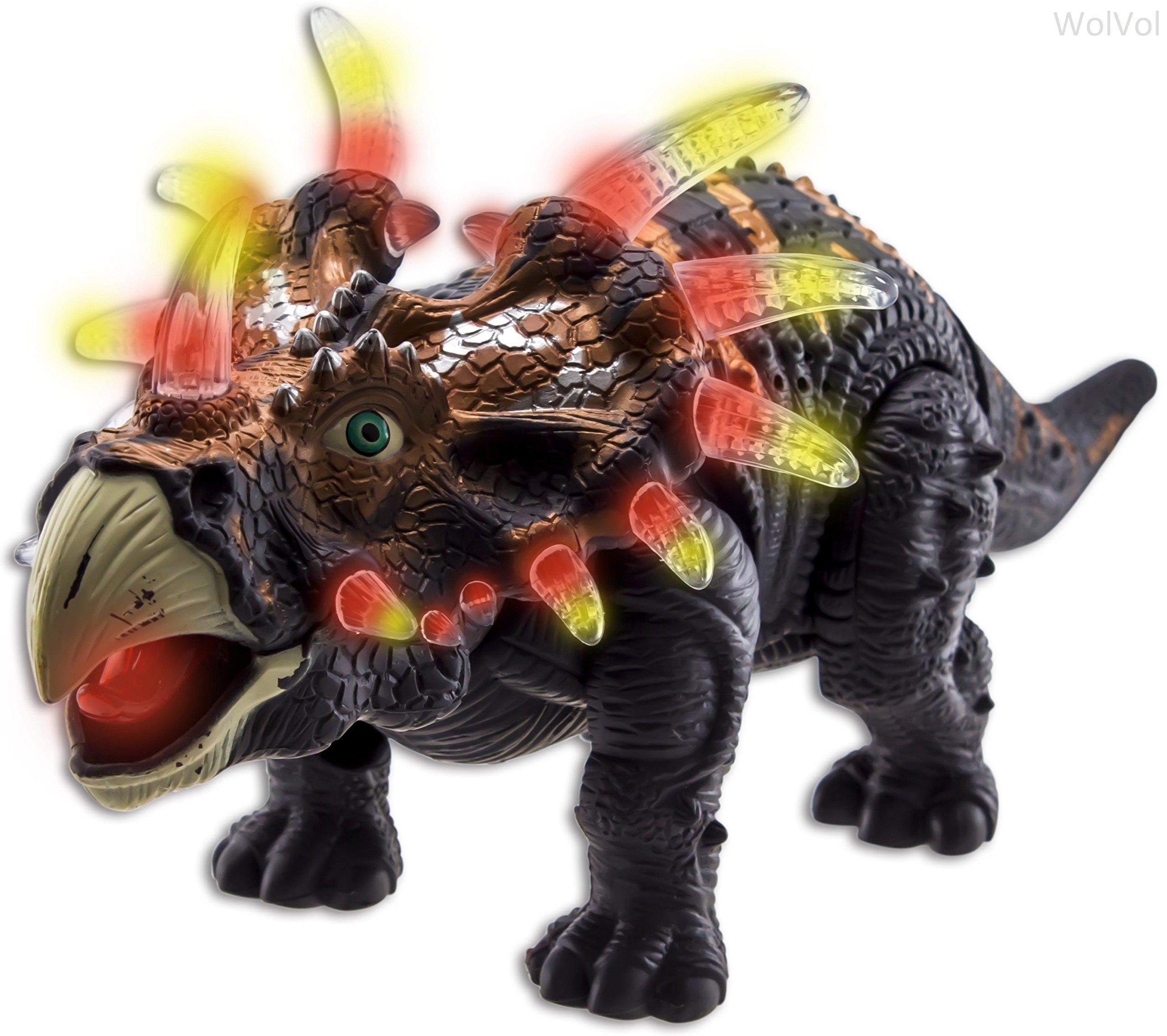 Buy Walking Triceratops Dinosaur Now!