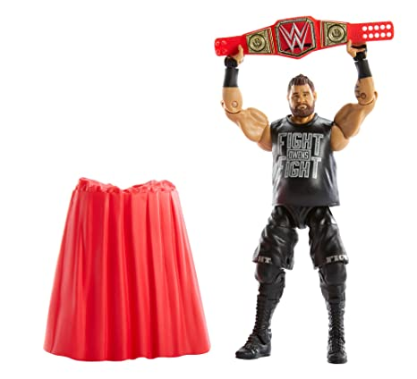 WWE Dxj07 Elite Kevin Owens Action Figure