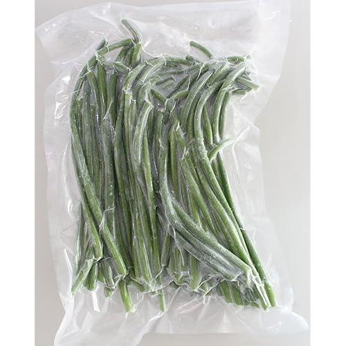 【高知県産】冷凍 葉ニンニクの芽 500g