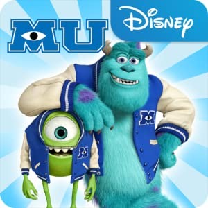 Monsters University by Disney