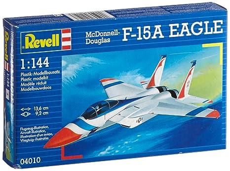 Revell - Maquette - F-15A Eagle  - Echelle 1:144