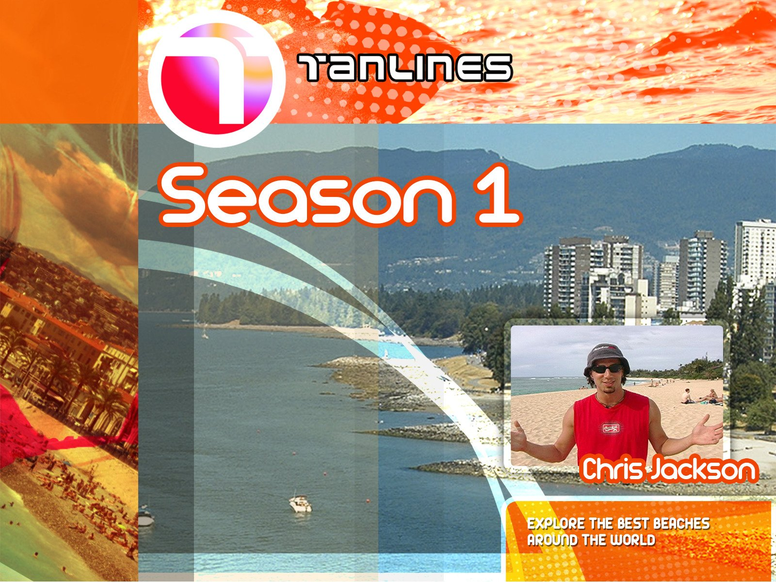 Tanlines on Amazon Prime Instant Video UK